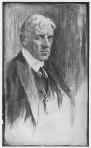 Raffles Illustration by F. C. Yohn