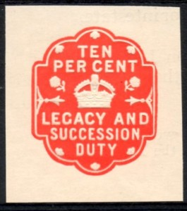 Duty Stamp
