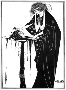 The Dancer's Reward - Aubrey Beardsley