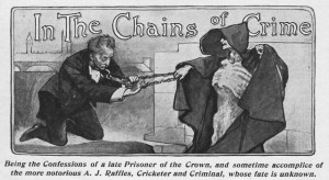 In the Chains of Crime
