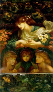 The Blessed Damozel - Dante Gabriel Rossetti