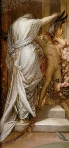 Love and Death - George Frederick Watts